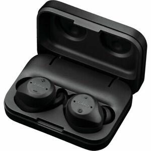 Jabra Elite Sport Waterproof Fitness & Running Bluetooth Earbuds True Wireless