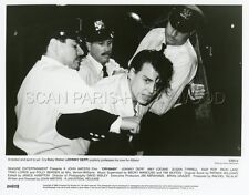 JOHNNY DEPP JOHN WATERS CRY-BABY 1990 VINTAGE PHOTO ORIGINAL #7