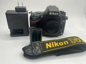 NIKON D600 DIGITAL CAMERA USED BEAUTY PRODUCTS Mint BLACK BODY ONLY FROM JAPAN
