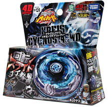 Beyblade BB-124 Kreis Cygnus 4D System Metal Fusion Fight + Light Launcher 2