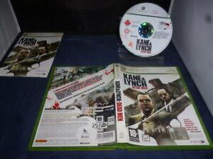 XBOX 360 Kane e Lynch Dead Men _ per Console Microsoft XBOX 360 – PAL ITA