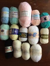 Nylon 2 Ply Craft Yarns
