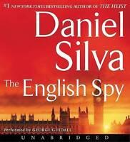 NEW The English Spy CD by Daniel Silva
