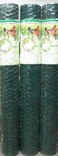HEXAGONAL Sechseckgeflecht Kaninchendraht 25m 100cm hoch 25mm D.,1mm stark 1Roll