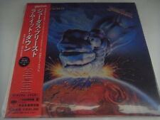 SEALED NEW JUDAS PRIEST-Ram It Down JAPAN Press Mini LP CD w/OBI Iron Maiden