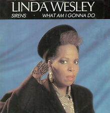 LINDA WESLEY - Sirens / What Am I Gonna Do - EMI Records