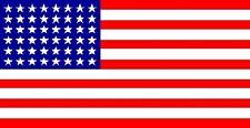 Fahne Flagge USA 48 Sterne 90 x 150 cm