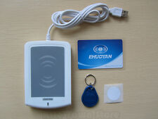 5USB RFID 13.56MHz Mifare Reader Writer + SDK IC card keyfob NFC Tag eReader
