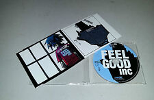 Single CD  Gorillaz - Feel Good Inc  3.Tracks + Video  2005  02/16