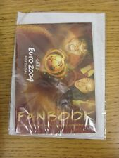 2004 Euro 2004: Official Fanbook. This item has been inspected, any any obvious
