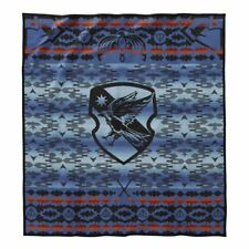 Harry Potter Pendleton Ravenclaw Throw Blanket ZK935-53522 Collectors Wool