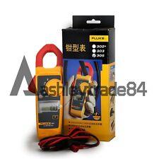 Fluke 305 Digital Clamp Meter Current Voltage Multimeter1000A NEW