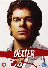 Películas en DVD y Blu-ray drama Dexter