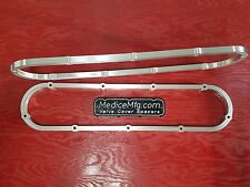"""VALVE COVER SPACERS 3/8"""" CADILLAC ( 472 , 500 ) WITH GASKETLOK"""