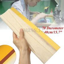 16'' Silk Screen Printing Squeegee Durometer Urethane Ink Scraper Blade