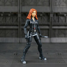 Marvel Captain America Civil War Black Widow Action Figure Collectible Toy Doll