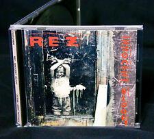 RESURRECTION BAND Innocent Blood 1989 CD REZ GLENN KAISER OCEAN RECORDS