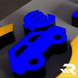 Profilbuchstaben - Led Buchstaben - 3D Buchstaben