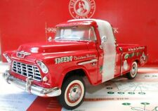 Franklin Mint 1:24 1998 Christmas Truck 1955 Chevrolet Cameo Pickup