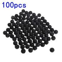 100 Pcs Bio Filter Balls Accessories Aquarium Media Wet & Dry Fish Pond Sponge