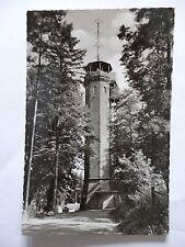 Ansichtskarte Heidelberg Königstuhl-Turm mit Fahrstuhl 1957