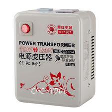 ShunHong 3000w 3KVA Step Up Voltage Converter Transformer 110V-120V to 220V-240V