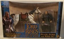 "Lord Of The Rings LOTR ""Return of the King"" Movie - Legolas With Horse (MISB)"