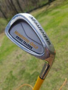 "Momentus Golf, 40 oz Swing Trainer Weighted Golf Club RH 35"""