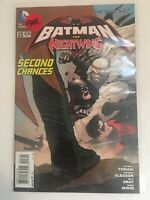BATMAN AND NIGHTWING #23 (2013) DC 52 COMICS 1ST PRINT! TOMASI! GLEASON! NM