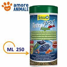 Tetra Pro Algae Crisps 250 ml - Mangime superiore per tutti i pesci ornamentali