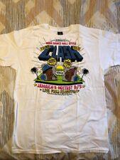 Upper Playground Grotesk Reggae Dancehall Shirt New NWT Large RARE