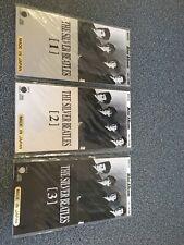 "The Silver Beatles- Mini Album-Set of 3 - 3"" CD Singles-1988-Japanese Import-New"