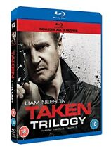 Taken/Taken 2/Taken 3 [Blu-ray] [DVD]
