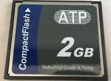 2GB ATP Industrial Grade Compact Flash CF Card Router POS Embedded Camera