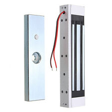 Electric Magnetic Lock 180KG 350lbs for Door Entry Access Security System 12V