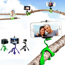 Mini Gekko Tripod Mount Portable Flexible Phone Stand Holder For iPhone Camera