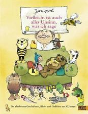 Janosch Geschichten & Erzählungen ab 4-8 Jahren