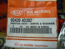2006 2007 2008 2009 2010 2011 Kia Sedona Wiper Switch Assembly OEM 934204D202