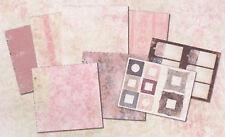 DaisyDs MODERN ROMANCE Scrapbook Kit scrapbooking 12x12 PAPERS DIECUTS