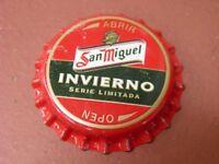 ПИВО CHAPA 啤酒 BIRRA BEER BIERE CAPSULE BOTTLE CAP CERVEZA PIWO TAPPI BIER.SPAIN