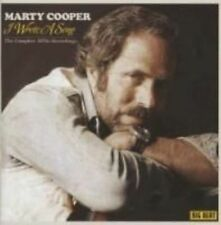 I Wrote a Song Complete 1970s Recordi 0029667430920 by Marty Cooper CD