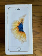 Apple iPhone 6s - 32GB - Rose Gold (EE) A1688 Note: DAMAGED SCREEN!!!