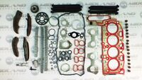 BMW MINI 1.6 N47D16A N47C16A DIESEL ENGINE HEAD GASKET HEAD BOLT TIMING CHAIN