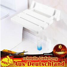 Dusch Klappsitz zur Wandmontage Klappbarer Duschsitz Dusch Klappsitz Duschhocker