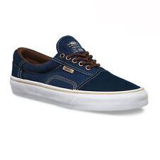 948ec560a48e95 VANS Rowley (Solos) Dress Blues Brown Skate Shoes MEN S 6.5 WOMEN S 8