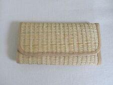 Wallat/purse bamboo made