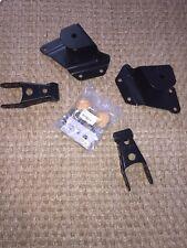 "For Chevy Silverado 1500 99-07 Belltech 4"" Rear Shackle & Hanger Lowering Kit"