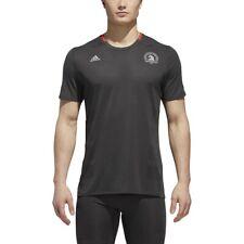 Adidas Men's Boston Marathon 2018 Supernova Short Sleeve Tee Cw3623 Size 2Xl