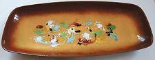 GUSCIO CHIC 50s 50er Rockabilly pesce paese Bowl SMALTO RAME Germany-RARE