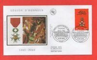 FDC - La Légion d'Honneur - 1802-2002   (114)